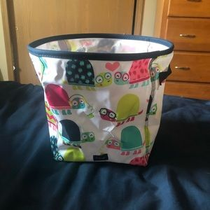Thirty One collapsable storage bin Topsy Turtles